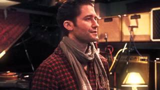 Matthew Morrison on Finding Neverland