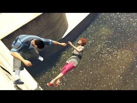 GTA 5 Epic ragdolls compilation vol.48 [EUPHORIA PHYSICS]