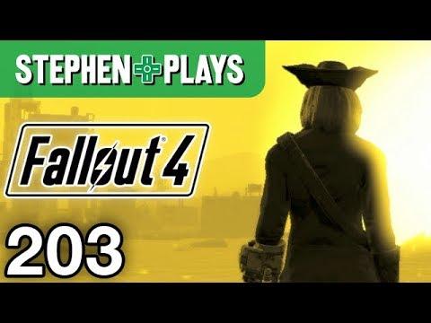 "Fallout 4 #203 - ""Nora Jones: The Minutemen (Part 3)"""
