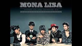 엠블랙(MBLAQ) - Monalisa. [audio + mp3]