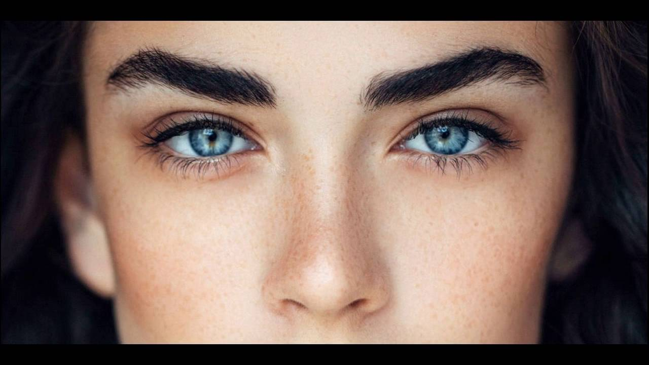 Godefroy Instant Eyebrow Tint Is Best Eyebrow Hair Dye Youtube
