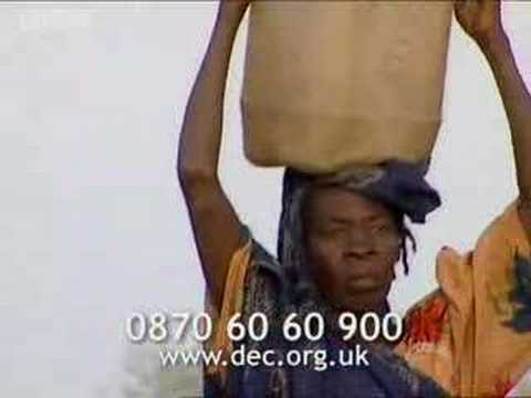 DEC Darfur and Chad Crisis Appeal - BBC