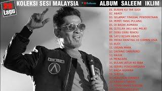 22 Lagu Malaysia Pilihan Terbaik - Koleksi Lagu Terbaik Saleem Iklim