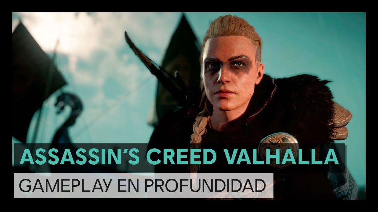 Assassin's Creed Valhalla: Gameplay en Profundidad