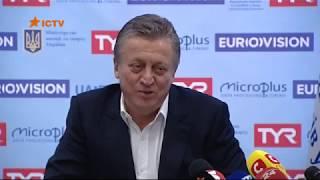 Ігор Лисов та Дмитро Єкимов розповіли про майбутній чемпіонат Європи зі стрибків у воду ICTV