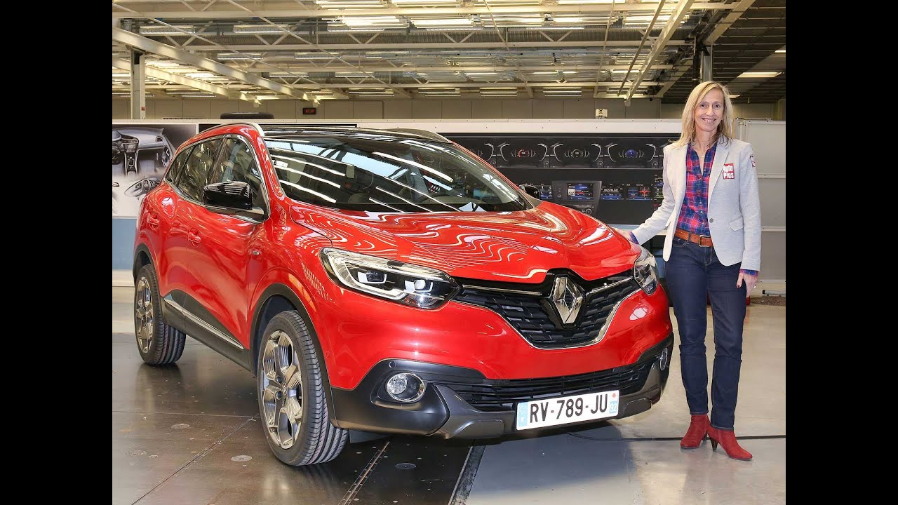 renault kadjar la vid233o auto plus youtube