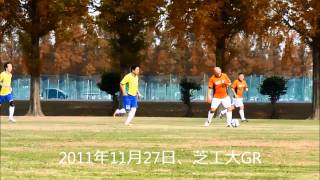 安藤正純のプレーシーン2011年版