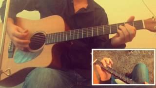 Los charcos Dani Martín guitarra acordes