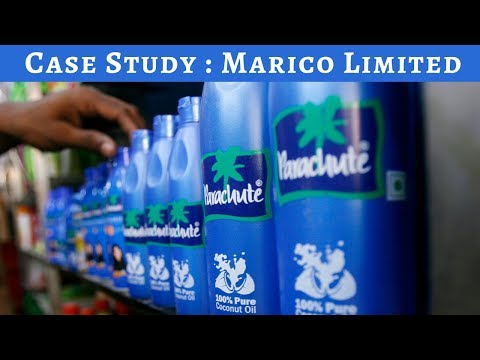 Case study : Marico Ltd .