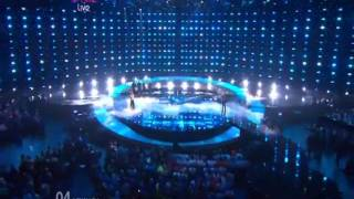 Denmark - Eurovision Song Contest 2010 (LIVE HQ)