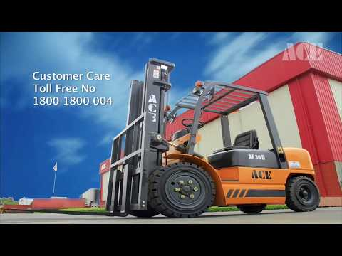 ACE Forklift Manufacturing