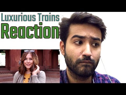Pakistani Reaction | Top 10 MOST Luxurious Trains in India 2018 Mp3