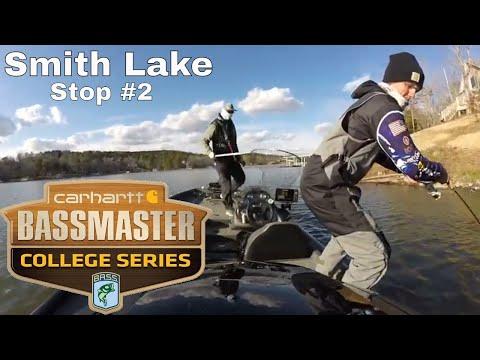 2020 Bassmaster College Tournament On Smith Lake