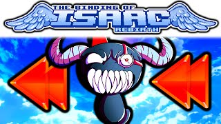 The Binding of Isaac REBIRTH: THE BACKWARD LAZER DEMON SEED