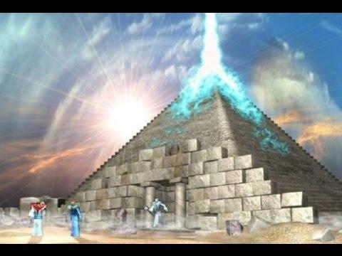 Пирамиды. Тайна бессмертия человечества. Шокирующие факты о нас.Египет