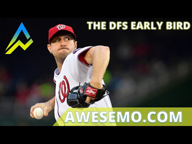 The DFS Early Bird Top MLB DFS Plays Yahoo DraftKings FanDuel 07/18/2019