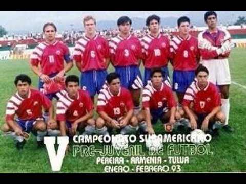 Chile vs Polonia Mundial SUB 17 Japón 1993
