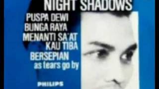 M. Noor & The Night Shadows ~ Puspa Dewi ~