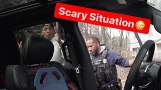 POLICE DEMANDS Me To GET OUT My Car & Give Them MY KEYS!