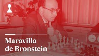 AJEDREZ: Maravilla de Bronstein | El rincón de los inmortales
