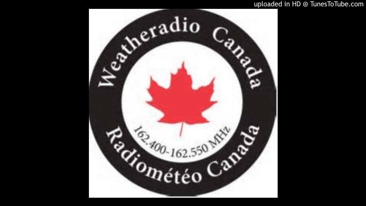 Weatheradio Canada XLM538 Winnipeg - New Voices Test: English Cycle  (04-12-2017) by Thunderbirds501