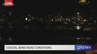 Cold front brings awareness to Coastal Bend road conditions