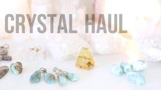 Crystal Haul: Tucson Gem & Mineral Show
