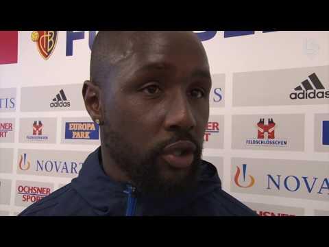 LSTV: FC Basel 1893 - FC Lausanne-Sport, interview d'après-match d' Adilson Tavares Varela Cabral