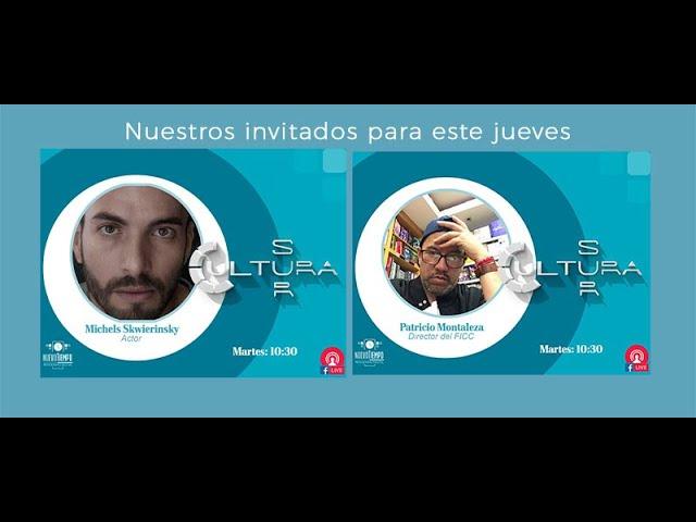 #7 #ENVIVO | Emisión del programa #CulturaSur #VaEnTuDirección.
