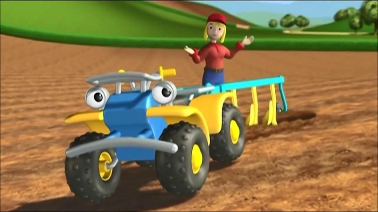 Tracteur tom compilation 8 fran ais dessin anime pour enfants youtube - Tracteur tom dessin anime ...