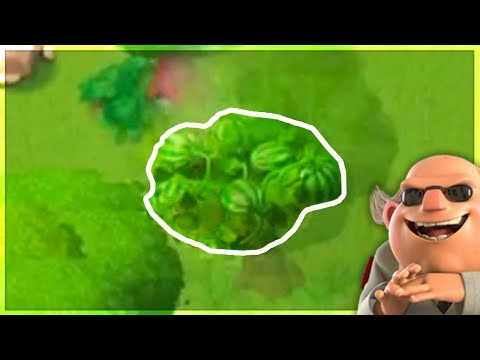 Boom Beach NEW Easter Egg Discovered! Hidden Melon Patch Building!