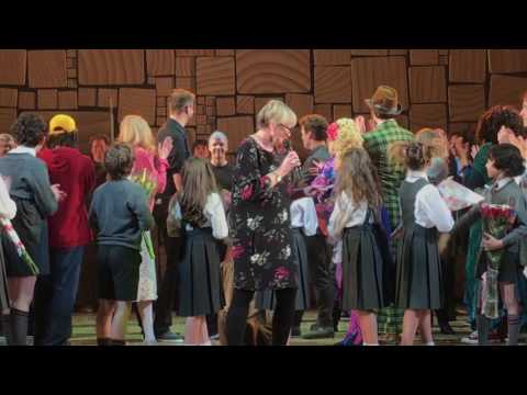 Matilda The Musical on Broadway - Closing Curtain Call