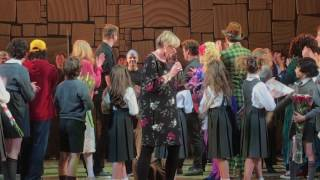 Matilda The Musical on Broadway - Closing Curtain Call