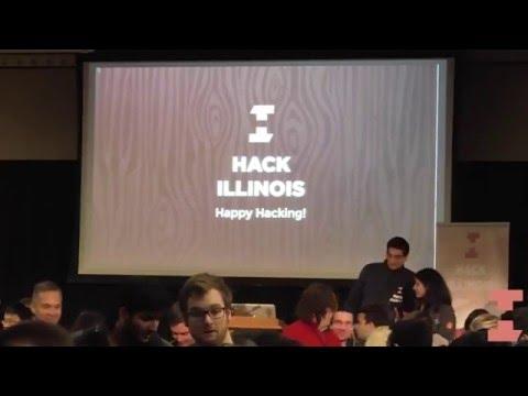 HackIllinois 2016 Opening Ceremony