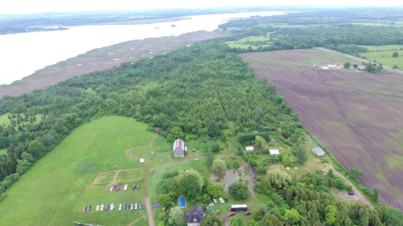 Download Drone film footage GAMIING June 2017 with Survivorman