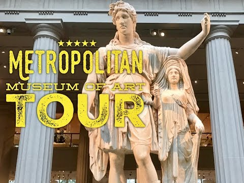 Best Art Museum New York: Metropolitan Museum of Art Tour 5t