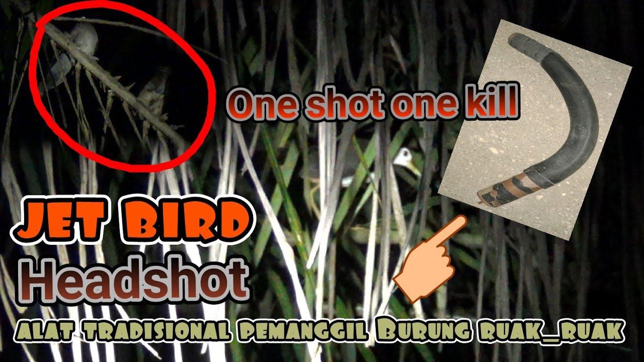 Alat tradisional pemanggil burung ruak_ruak