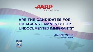 Debate: Amnesty for undocumented immigrants?