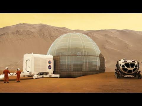 Colonizing the Red Planet:  NASA Saying We Don't Have Money to Put Humans on Mars