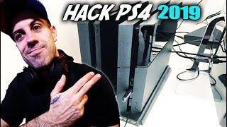 Que puedes hacer con una PS4 Hackeada en 2019