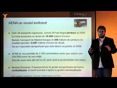 Capítol 15. MADRID CONTRA L'AEROPORT DE BARCELONA. Fundació Catalunya Estat