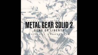 Metal Gear Solid 2: Sons of Liberty Original Soundtrack (PS2/PC/Xbox) Complete.