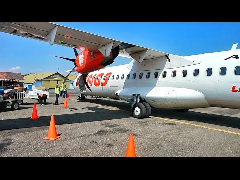 Wings Air IW1904 Experience Bandung To Solo (No Talk, No BGM #3)