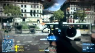 BF 3 |Sniper/Recon [Operation Metro] Montage| [Day Tage] Twixxy vol.2