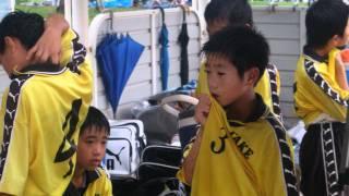 武小サッカー部隈之城杯VS飛松戦・VSリバ吉野戦2010
