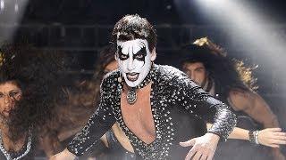 Tu cara me suena - Xuso Jones imita a Robbie Williams