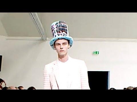 WALTER VAN BEIRENDONCK Spring Summer 2013 Menswear Paris - Fashion Channel