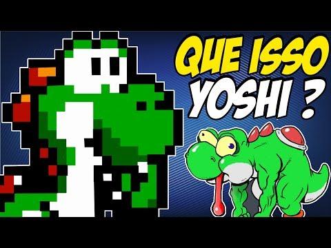 10 VERDADES QUE VOCE NÃO SABIA SOBRE O YOSHI