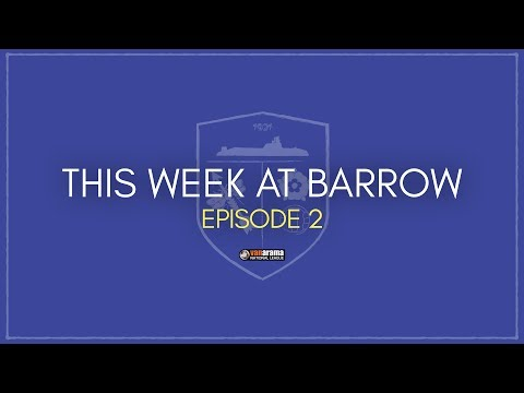 This Week At Barrow: Episode 2