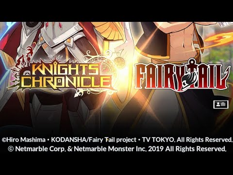 "Oda news: Versión global de ""Valkyrie anatomía"", ""Knights chronicles"" X ""fairy tale"""